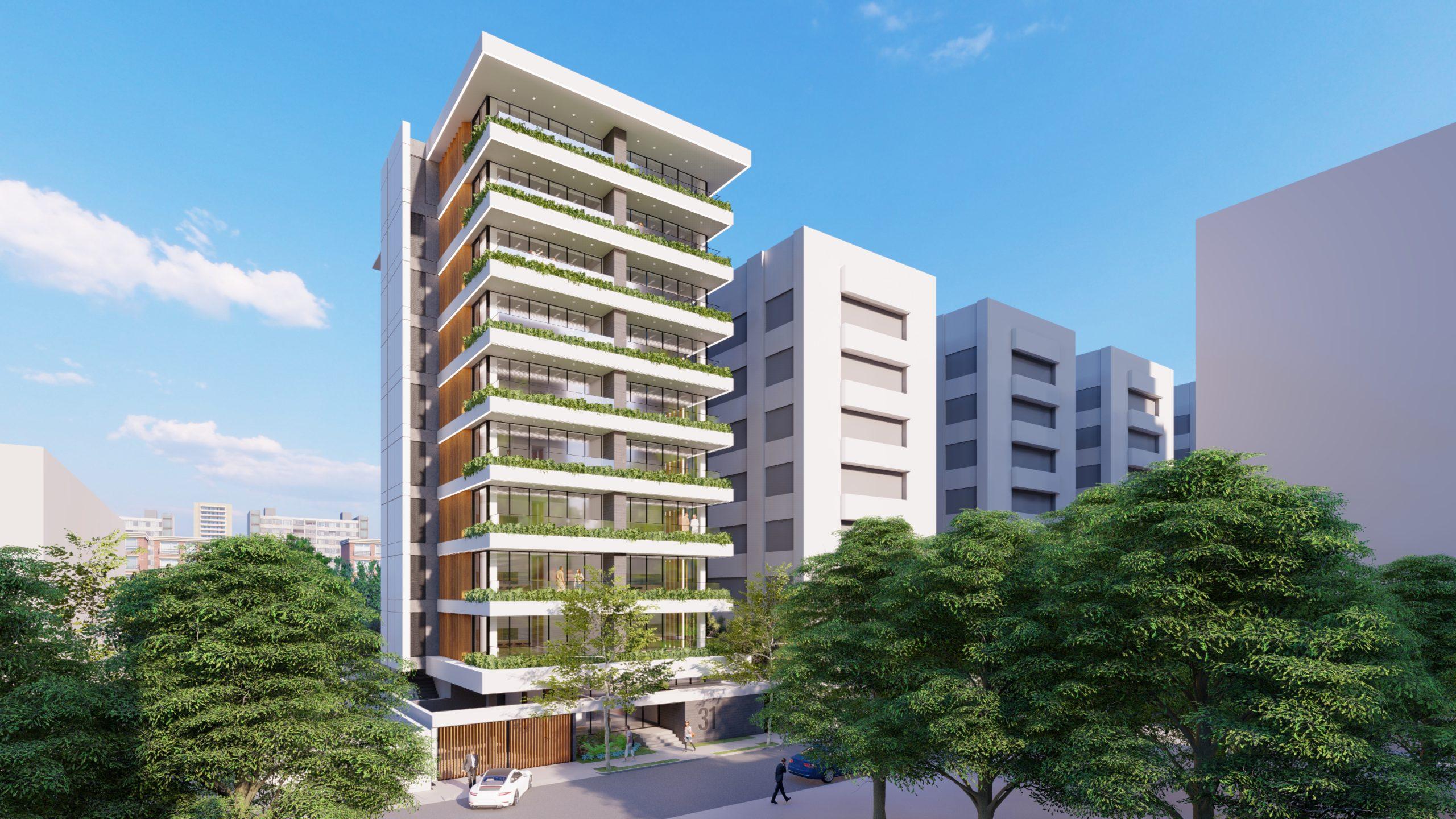 Apartamentos en Naco En Venta Proyecto Metro Residences